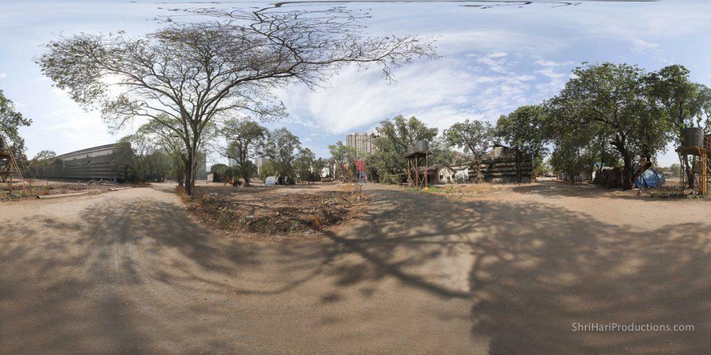 open ground